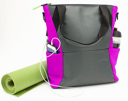 Tech Tote with battery